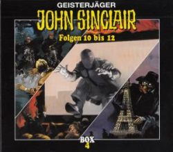 Geisterjäger John Sinclair Box 4