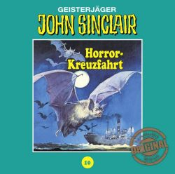John Sinclair Tonstudio Braun - Folge 10 (Audio-CD)
