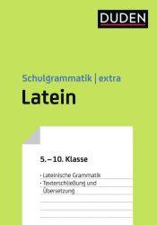 Duden Schulgrammatik extra – Latein