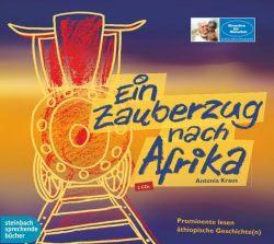 Zauberzug nach Afrika (Audio-CD)