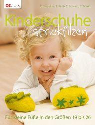 Kinderschuhe strickfilzen