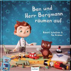 Ben und Herr Bergmann räumen auf