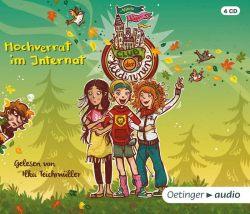 Club der Heldinnen. Hochverrat im Internat (4CD) (Audio-CD)