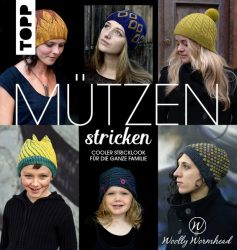 Mützen stricken by Woolly Wormhead