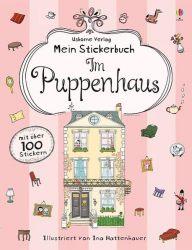 Mein Stickerbuch: Im Puppenhaus