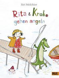 Rita und Kroko gehen angeln