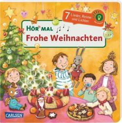 Hör mal (Soundbuch): Frohe Weihnachten