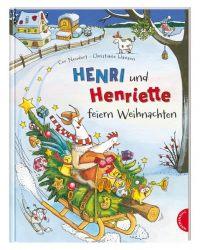 Henri und Henriette: Henri und Henriette feiern Weihnachten