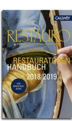 Das Restauratoren Handbuch 2018/2019