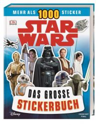 Star Wars™ Das große Stickerbuch