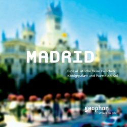 Madrid (Audio-CD)
