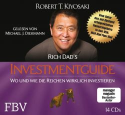 Rich Dad's Investmentguide (Audio-CD)