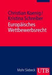 Europäisches Wettbewerbsrecht