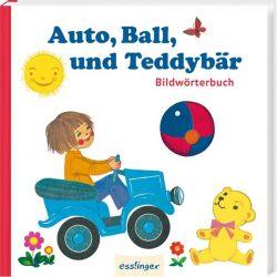 Auto, Ball und Teddybär