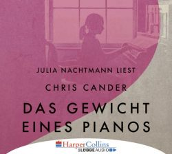 Das Gewicht eines Pianos (Audio-CD)