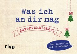 Was ich an dir mag – Adventskalender