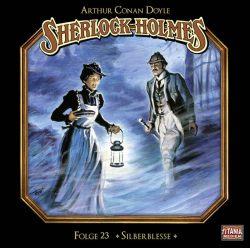 Sherlock Holmes - Folge 23 (Audio-CD)