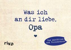 Was ich an dir liebe, Opa – Miniversion