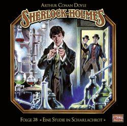 Sherlock Holmes - Folge 28 (Audio-CD)