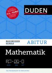 Basiswissen Schule – Mathematik Abitur