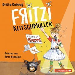 Fritzi Klitschmüller 2: Geheimkram-Alarm (Audio-CD)