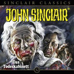 John Sinclair Classics - Folge 32 (Audio-CD)