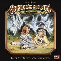 Die Elfen von Cottingley (Audio-CD)