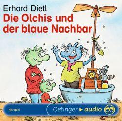 Die Olchis und der blaue Nachbar (Audio-CD)
