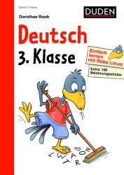 Einfach lernen mit Rabe Linus – Deutsch 3. Klasse