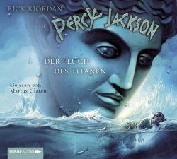 Percy Jackson - Teil 3 (Audio-CD)