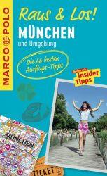 MARCO POLO Raus & Los! München und Umgebung