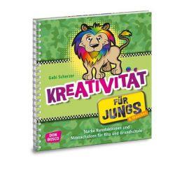 Kreativität für Jungs