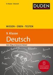 Wissen – Üben – Testen: Deutsch 9. Klasse