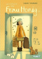 Frau Honig 1: Und plötzlich war Frau Honig da