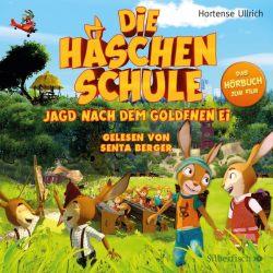 Die Häschenschule - Jagd nach dem goldenen Ei (Audio-CD)