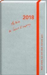 Saint-Exupery Kalender 2018. Taschenkalender
