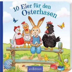 10 Eier für den Osterhasen