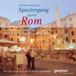 Spaziergang durch Rom (Audio-CD)