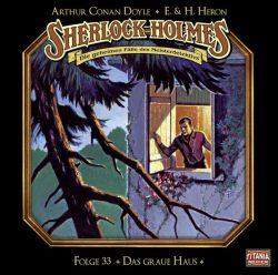 Sherlock Holmes - Folge 33 (Audio-CD)