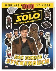 Solo: A Star Wars Story™ Das große Stickerbuch