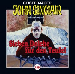 John Sinclair - Folge 109 (Audio-CD)