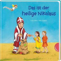 Dein kleiner Begleiter: Das ist der heilige Nikolaus
