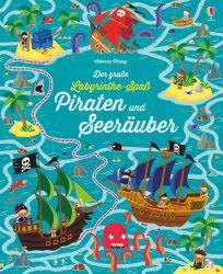 Der große Labyrinthe-Spaß: Piraten und Seeräuber