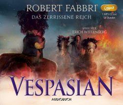 Vespasian: Das zerrissene Reich (Audio-CD)