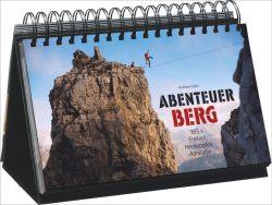 Tischaufsteller – Abenteuer Berg
