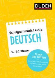 Duden Schulgrammatik extra – Deutsch