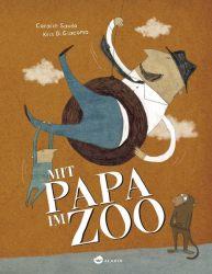 Mit Papa im Zoo