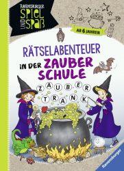 Rätsel-Abenteuer in der Zauberschule