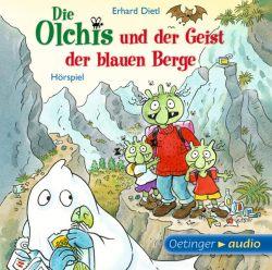 Die Olchis und der Geist der blauen Berge (Audio-CD)