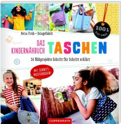 Das Kindernähbuch Taschen